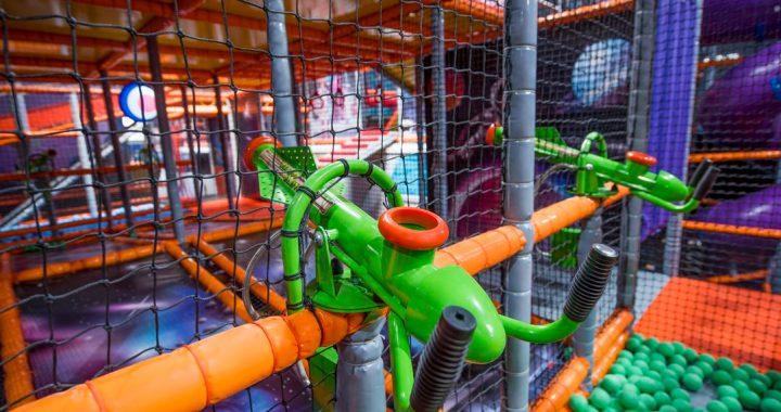 Rozrywka na deszczowy dzień Sala zabaw dla dzieci to strzał w dziesiątkę!