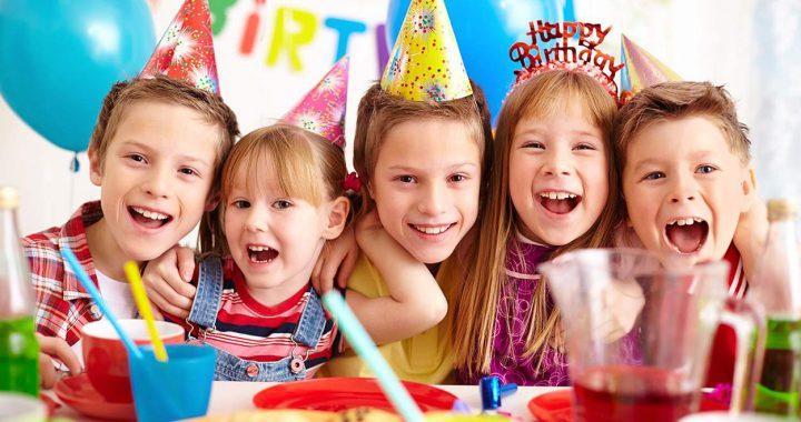 Czego nie może zabraknąć na urodzinach dla dzieci?