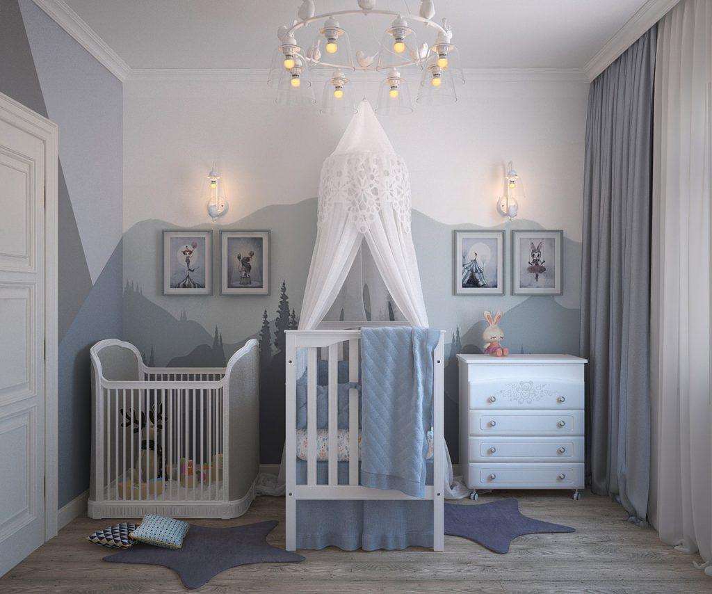 Jak ustawić regał w pokoju dziecka, aby było bezpiecznie?